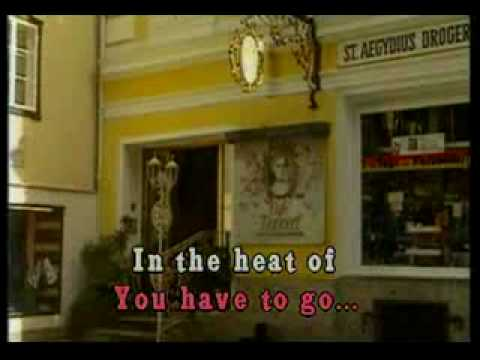 The Corrs - Summer Sunshine - KARAOKE