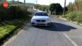 元祖、走れるプレミアムセダンの最新モデル / BMW 5 Series