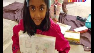 Dunwoody Holi Drawing & Coloring contest 2017