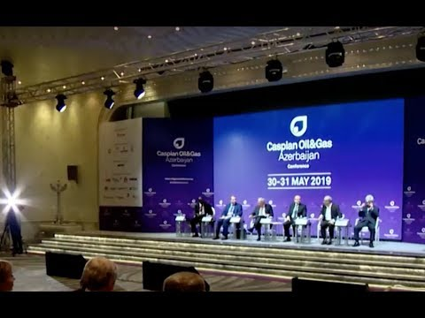 Opening of the Caspian Oil and Gas Conference Baku 2019