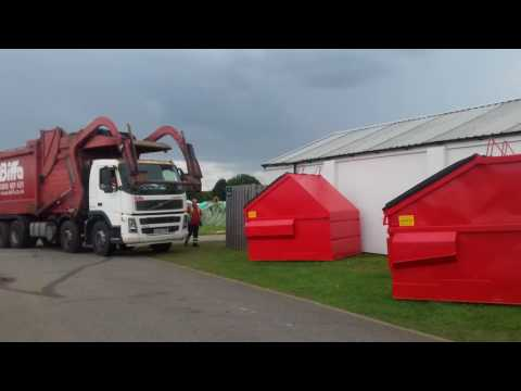 Biffa waste services British front loaders (1 of 4)