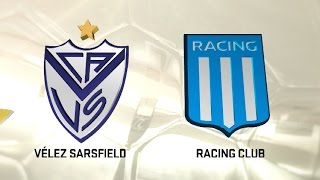 Velez Sarsfield vs Racing Club full match