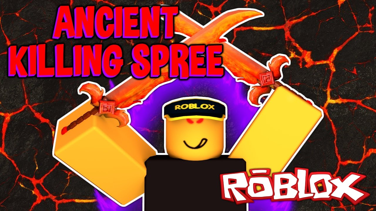 Getting Flames Given Free Seer Roblox Murder Mystery 2 Gameplay - Murder Only Gameplay With New Ancient Flames Knife Murder Mystery 2