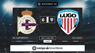 RC Deportivo CD Lugo MD30 D1600