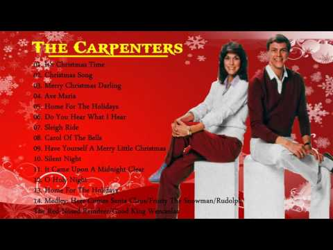 The Carpenters Christmas Songs Album - The Carpenters Greatest Hits