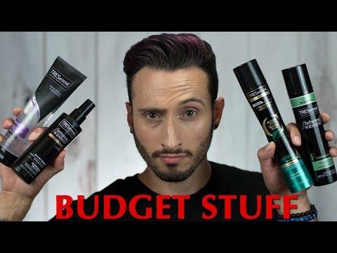 BUDGET STUFF EP 4: TRESEMME   Hairspray, Gel, All-in-one Spray, Dry Shampoo