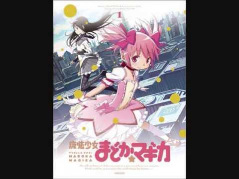 (Instrumental) Madoka Kaname Character Song - Mata Ashita