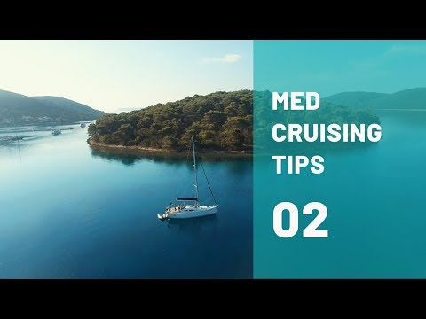 Anchoring VS Marinas and Boat Work destinations: The ULTIMATE Cruising Guide for the Med PART 2