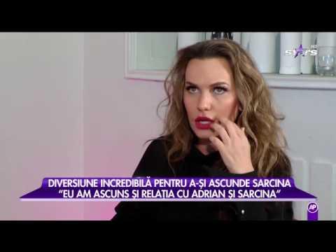 """Anna Lesko: """"Când l-am văzut, am știut că el va fi tatăl copilului meu"""""""