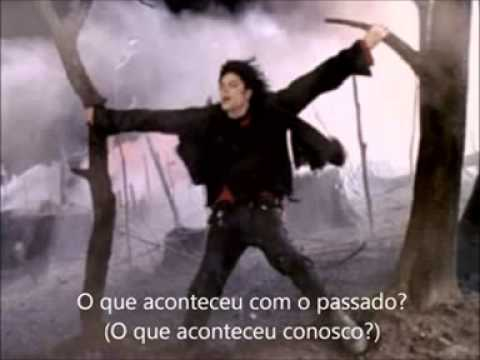 Vídeo de Michael Jackson - Earth Song - música da terra