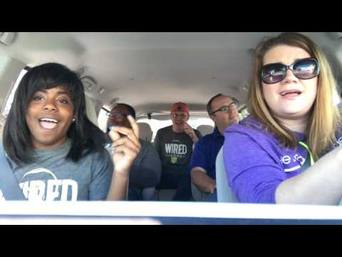 Carpool Karaoke 3 The Salvation Army Florida Youth Councils 2017