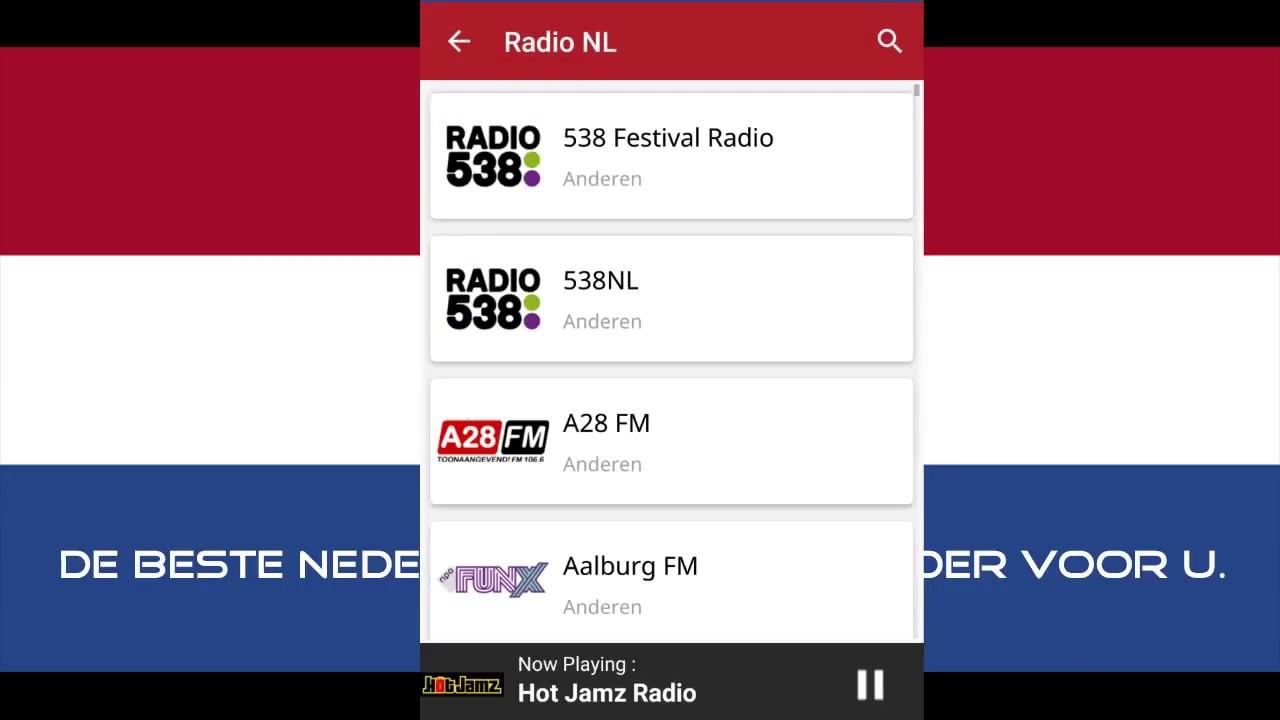 radio nl nieuws