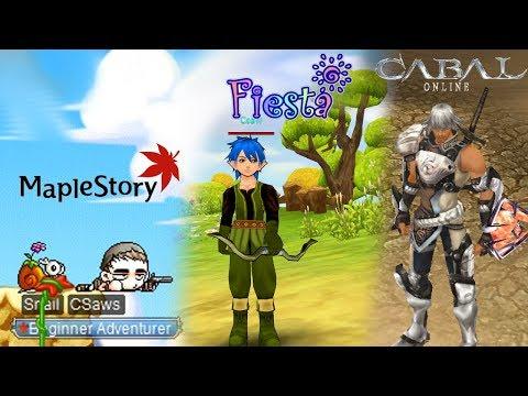 My MMO History!