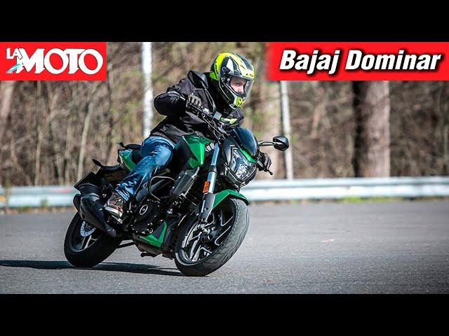 Todo lo nuevo: Bajaj Dominar D400