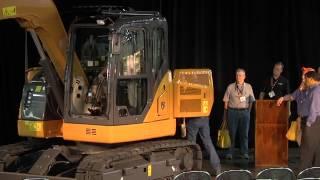 ICUEE 2013 Case Construction Equipment