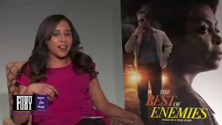 Taraji P Henson, Robin Bissell & Dominique Telson Of The Best Of Enemies; A True Story