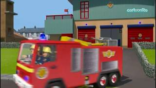 Cartoonito UK Fireman Sam July 2018 Promo