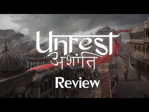 Unrest (Review/Thoughts)