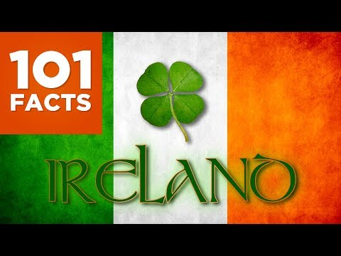 101 Facts About Ireland