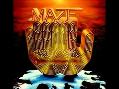FRANKIE BEVERLY & MAZE * After The Morning After