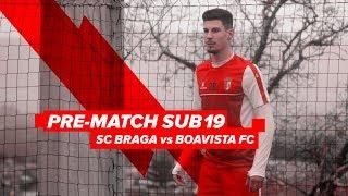 Video Gol Pertandingan Boavista vs Sporting Braga
