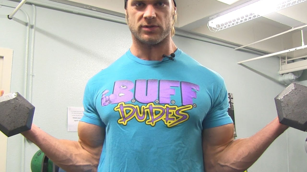 How to perform circular curls biceps exercise youtube for Buff dudes t shirt