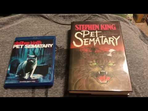 Book Vs Movie: PET Sematary