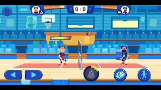 Volleyball Challenge (by Simplicity Games) - sports game for android and iOS - gameplay.