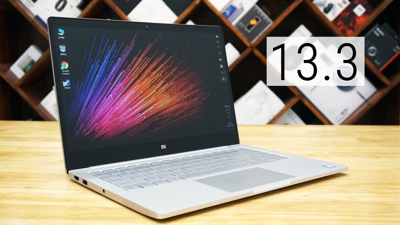 Mi Notebook Air 13.3 (8GB RAM | 256GB SSD | 940MX) – Unboxing & Hands On
