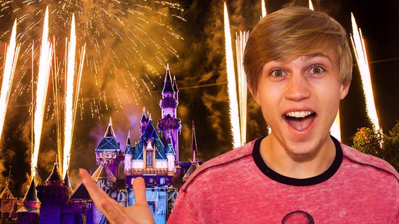 Disneyland 4th of July Fireworks Tribute