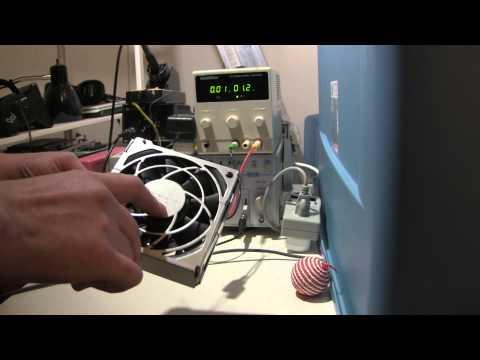 Nidec BETA V VA450DC 12V DC 3.3 Amps 40 Watts!