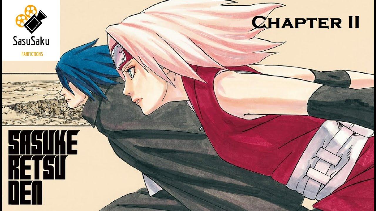 Sasuke Retsuden Chapter 2