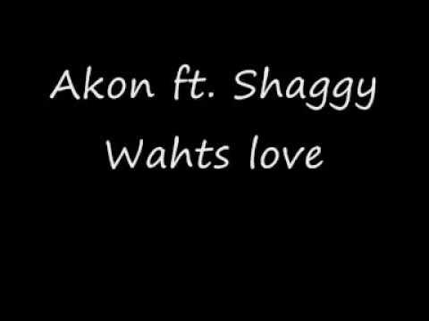 Akon Mr lonley And Akon ft Shaggy Whats love (ORIGINAL)