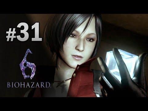 #31 Ada線開始 | Biohazard 6 生化危機 6 中文版