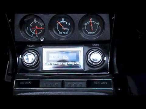 RetroSound Model Two Radio Quality Review By Corvette Hop