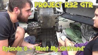 MY GIRLFRIEND RUINED MY GTR!!!