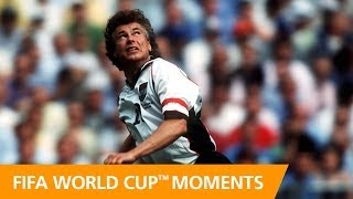 World Cup Moments: Toni Polster