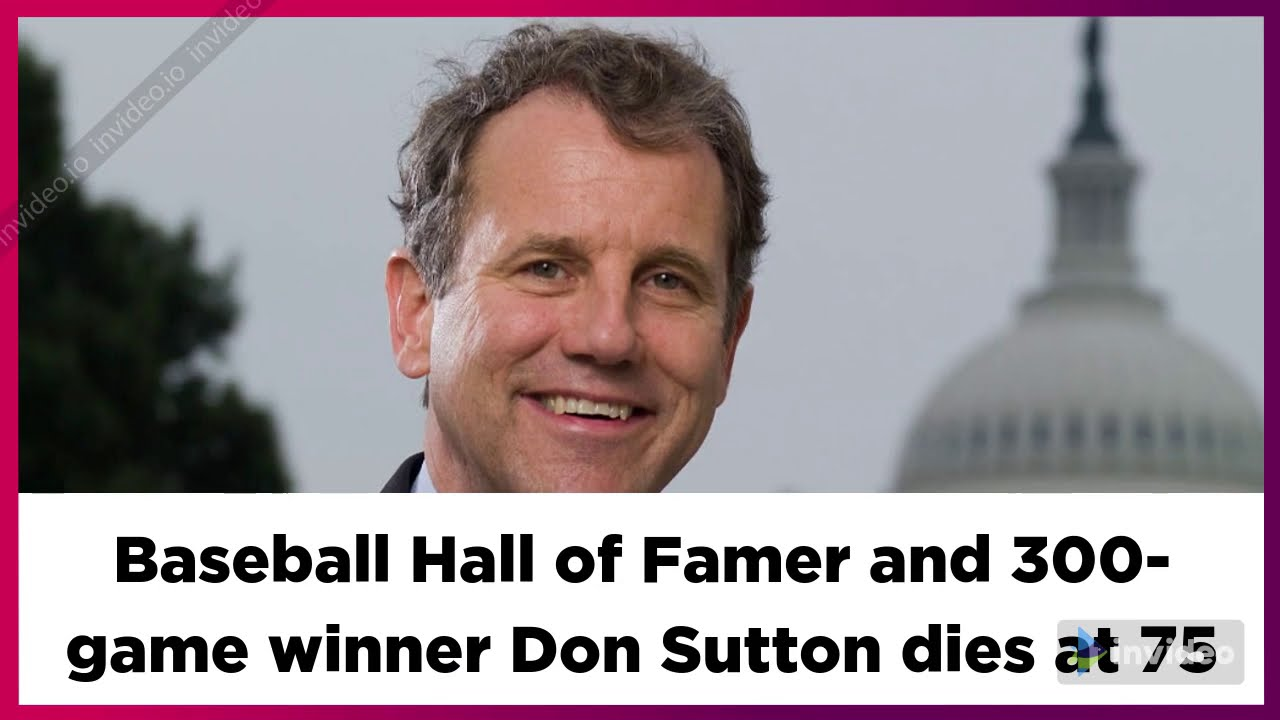 Don Sutton, Baseball Hall of Famer and member of 300-win club ...