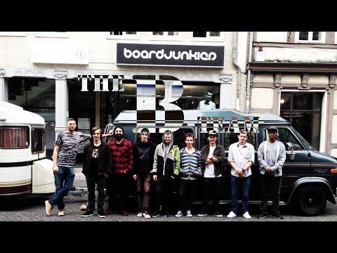 The B-Team - Teamtour #Berlin