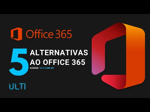 5 Alternativas ao Microsoft Office 365