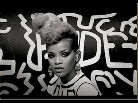 Rihanna Rude Boy Video Hair Style Youtube