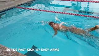 Best Swim Warm Up Part 1