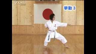 Heian Nidan JKA Shotokan Karate @KarateZine