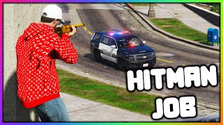 GTA 5 Roleplay - HITMAN FOR HIRE | RedlineRP