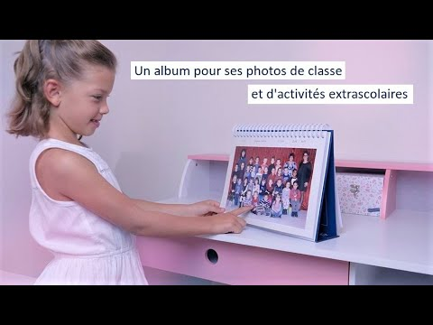 L'Album photos de classe video