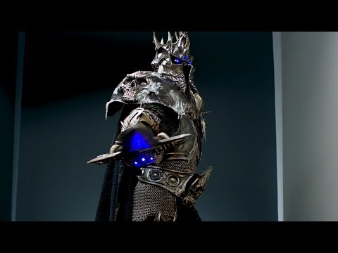 Hearthstone: The Lich King Interviews for a Job at Blizzard