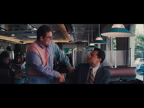 Jordan Belfort meets Donnie Azoff | The Wolf of Wall Street (2013)