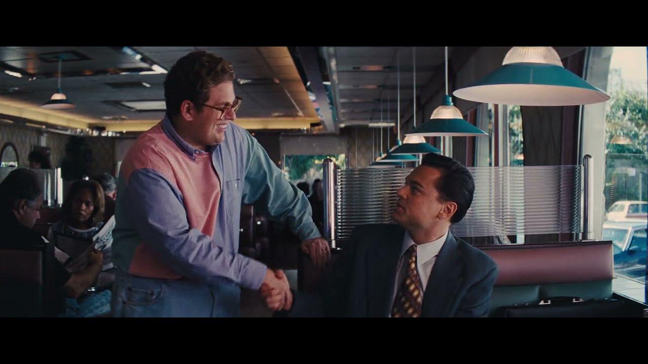 Download Jordan Belfort meets Donnie Azoff | The Wolf of Wall Street (2013)