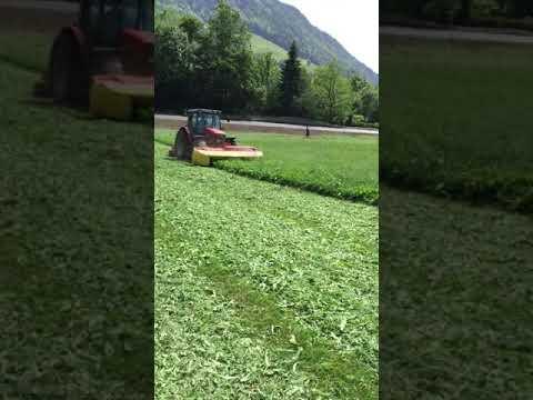 Foint 2017 agriculteurs Suisse massey Ferguson