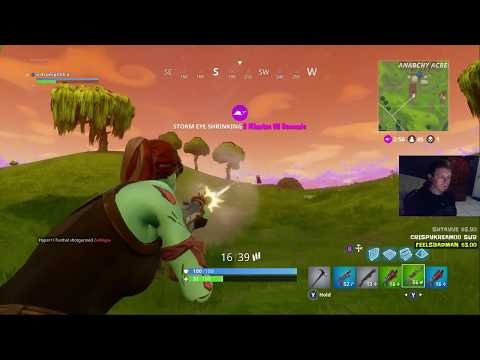 BEEFY GAMEPLAY WITH SNIPER FINISH! (Fortnite Battle Royale)